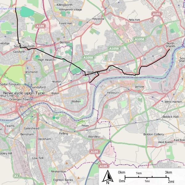Tyneside Tramways And Tramroads Company Wikipedia