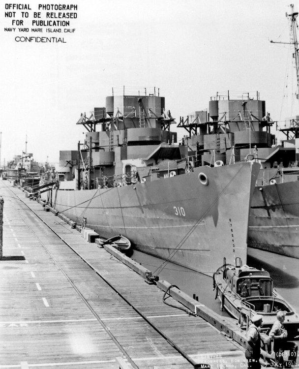 USS Delbert W. Halsey