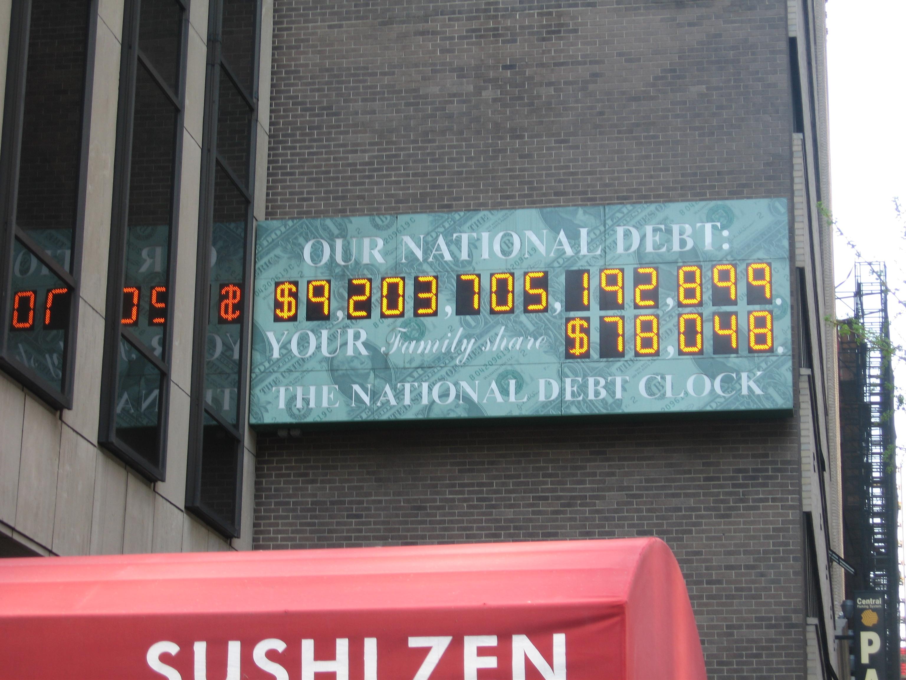 Us Debt Holders Chart: US National Debt.jpg - Wikimedia Commons,Chart