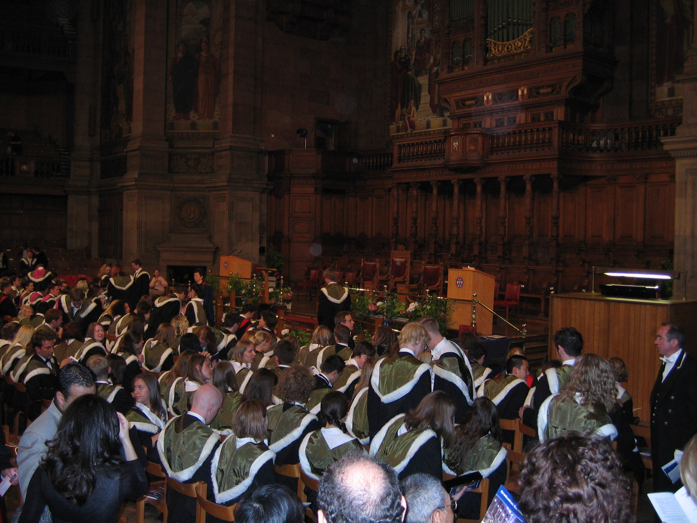 Academic dress of the University of Edinburgh - Wikiwand
