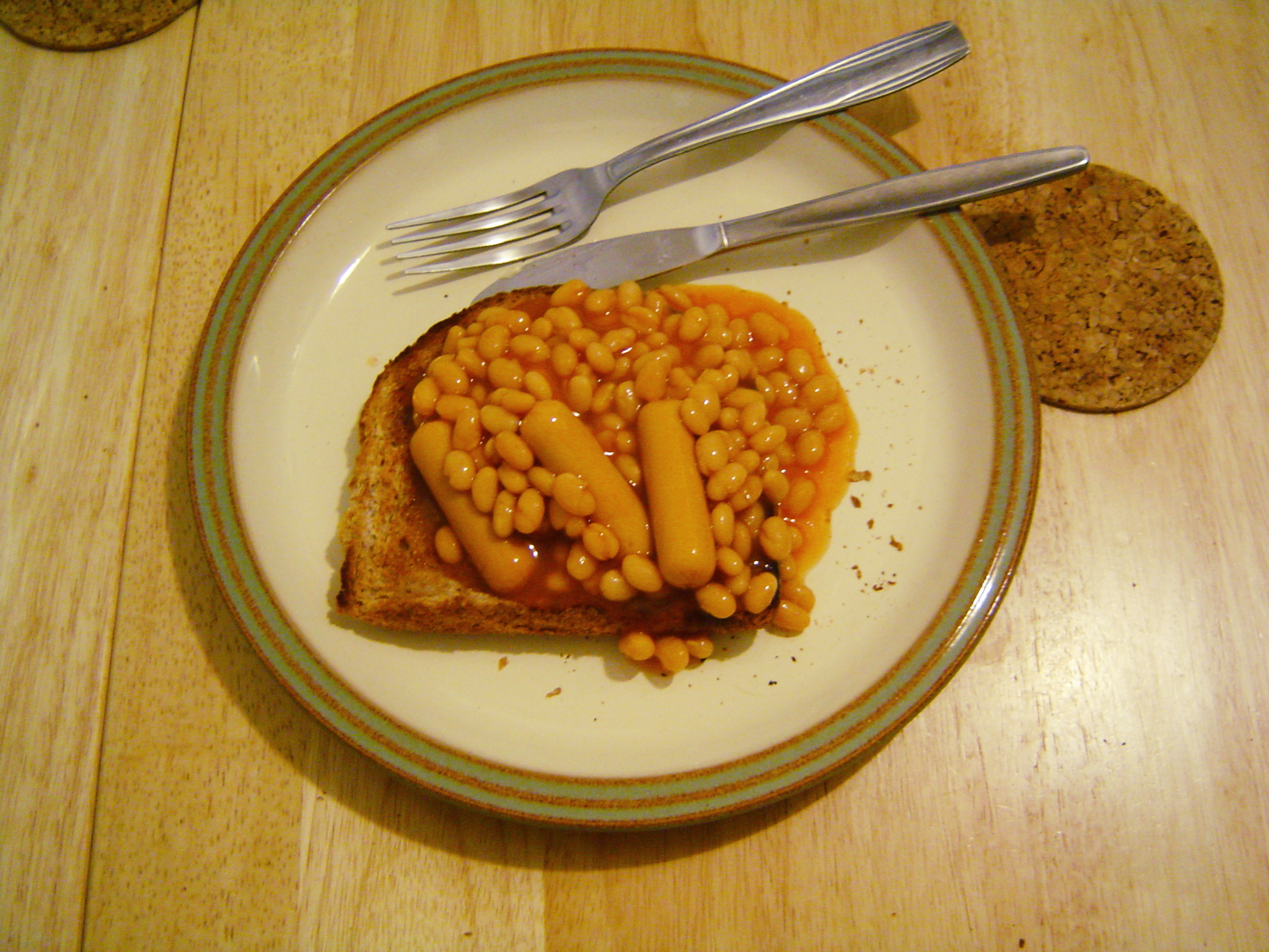Baked Beans For Muscle Building