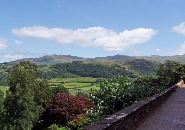 View From Muncaster Castle - geograph.org.uk - 1041277