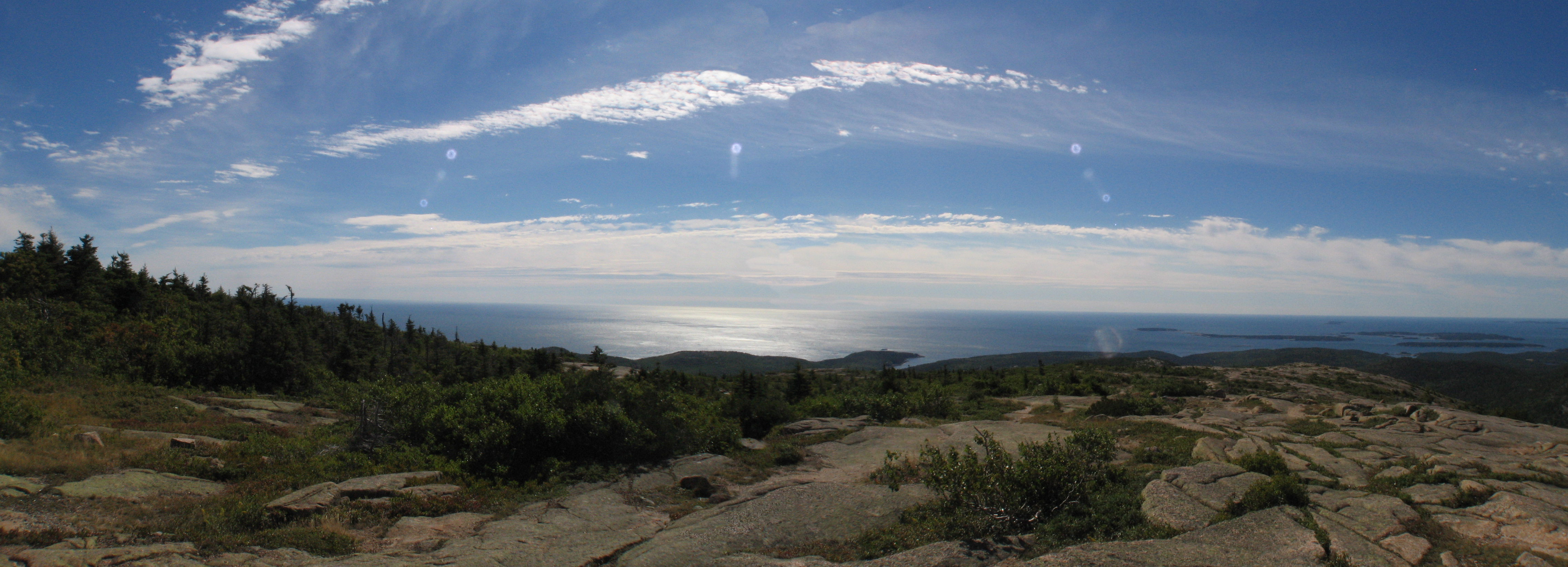 File View From Cadillac Mountain Jpg Wikimedia Commons