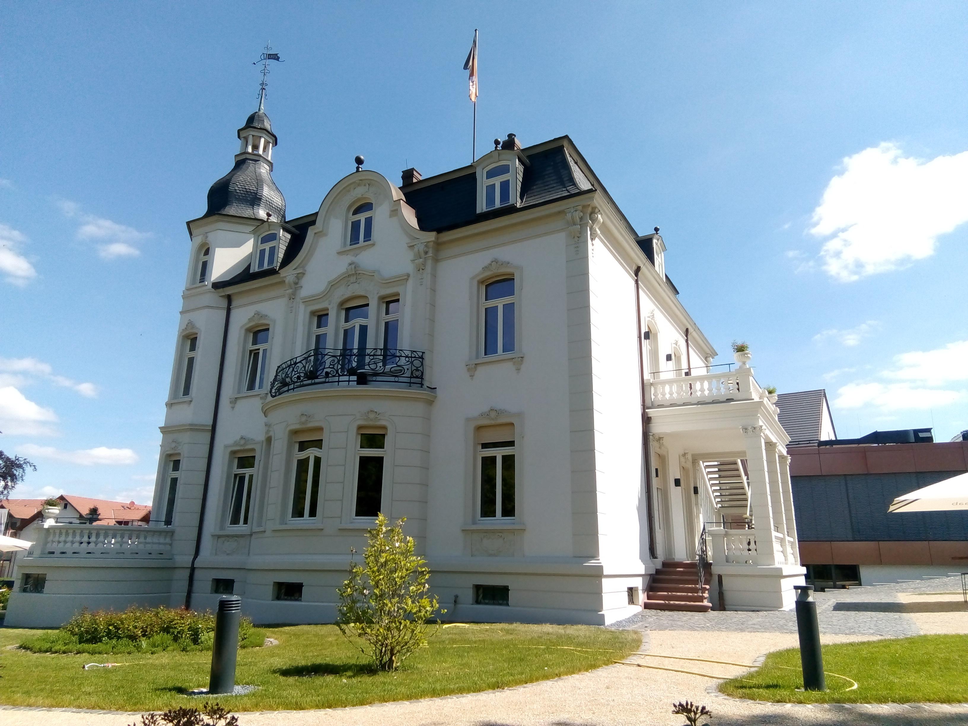 Köln hahnwald raab villa