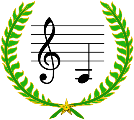 File Wikipedia Laurier Musique Png Wikimedia Commons