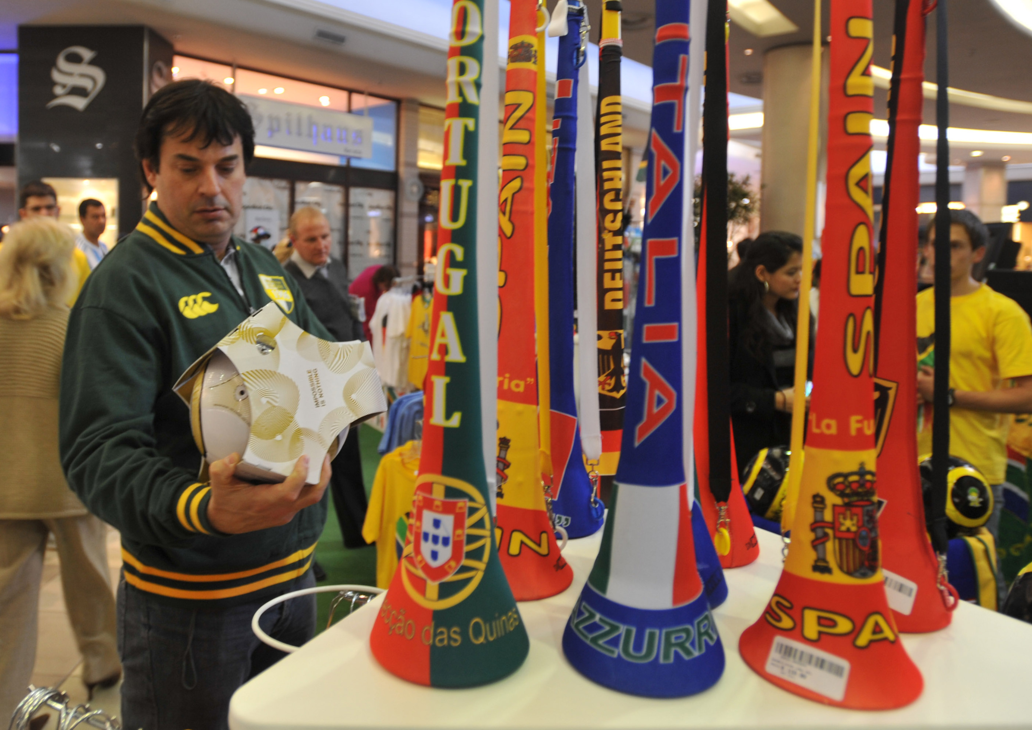 file world cup merchandise on sale in johannesburg 2010 06
