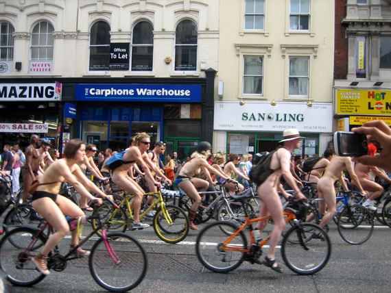 Nudist day denmark
