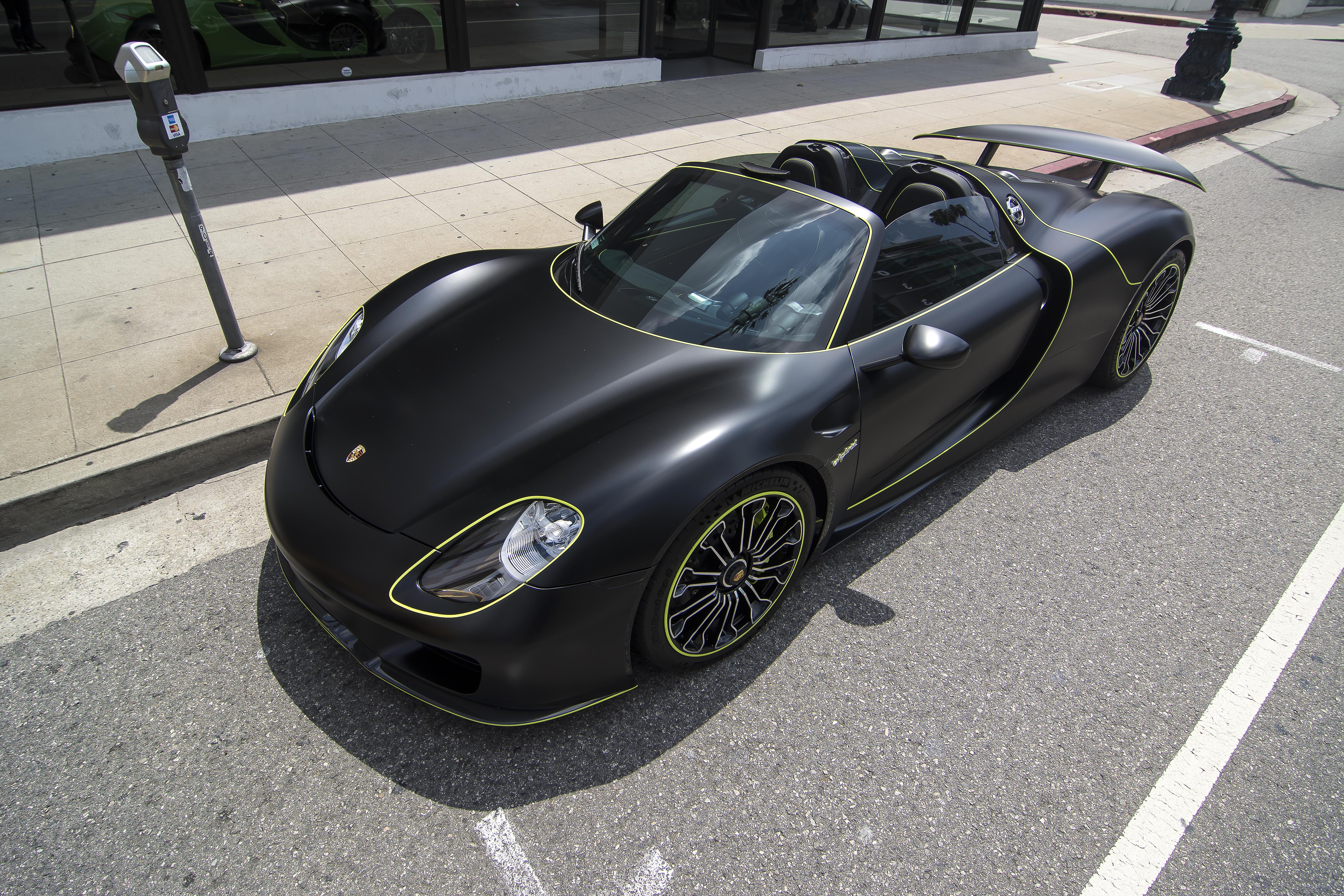 Wrapped_Porsche_918_Spyder_%2817789538565%29 Surprising Porsche 918 Spyder Brochure Pdf Cars Trend
