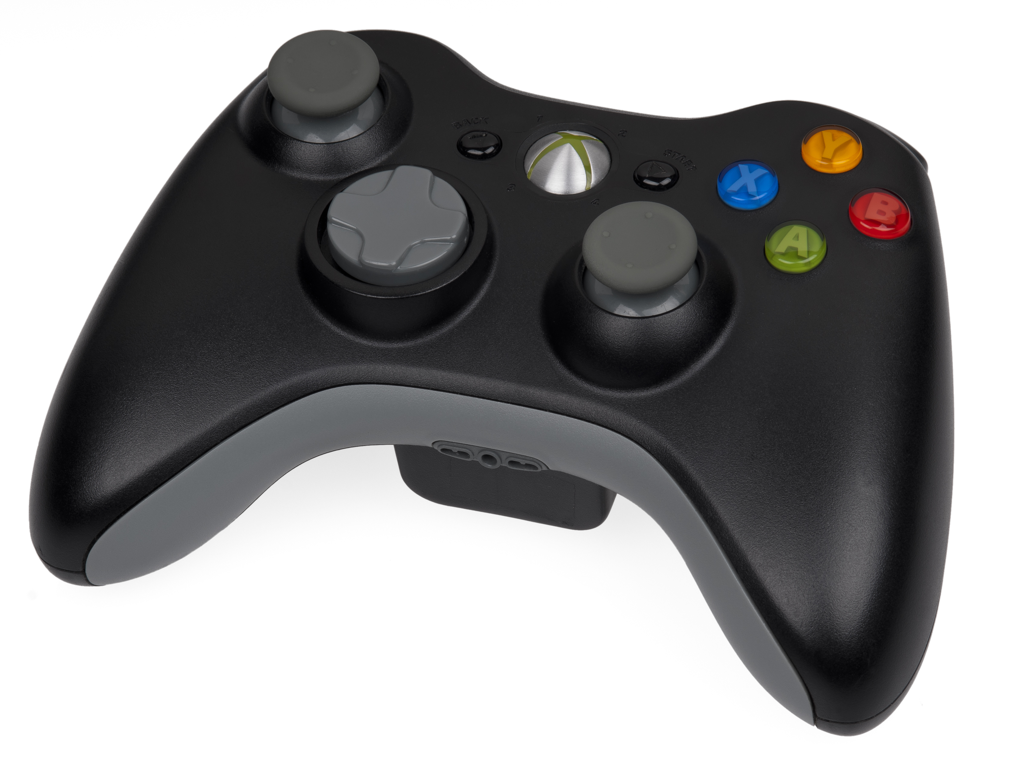 xbox 360 control: