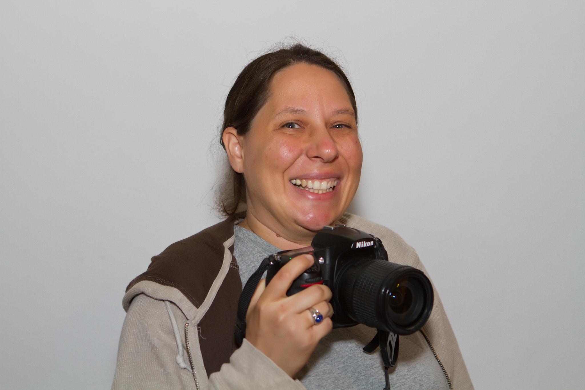 Image of Zoe Strauss from Wikidata