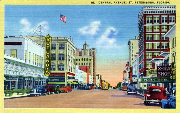 "File:""Central Avenue, St. Petersburg, Florida"" (11307915466).jpg"