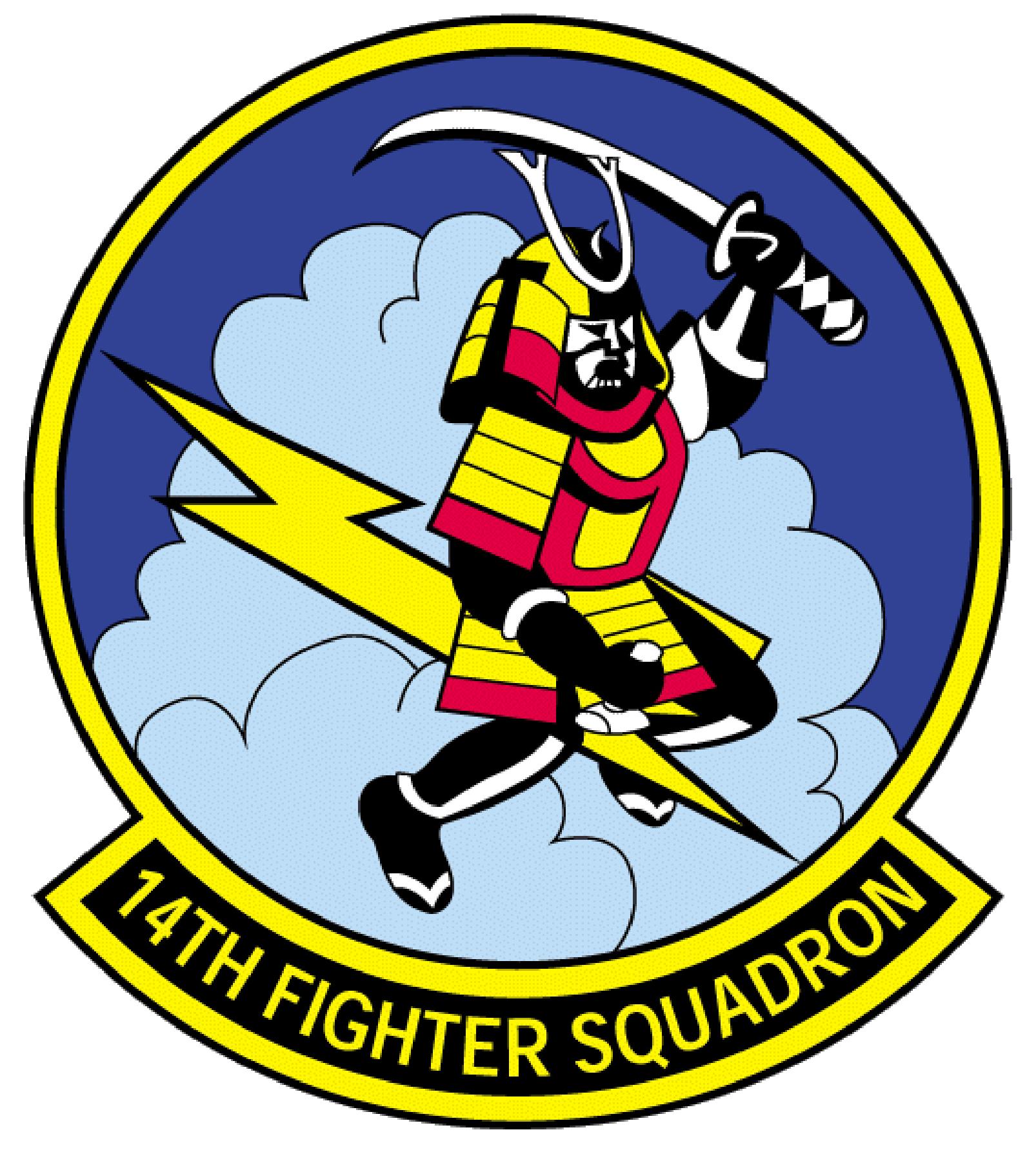 Fighter Squadron Logos File:14th Fighter Squadron.jpg