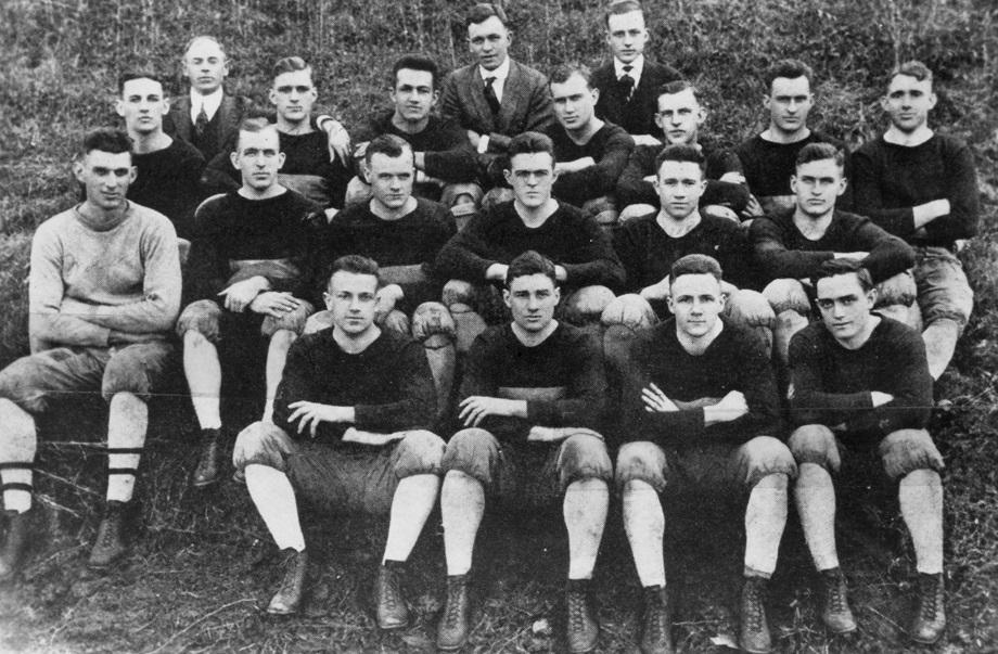 1916 Georgia Tech Yellow Jackets Football Team Wikipedia
