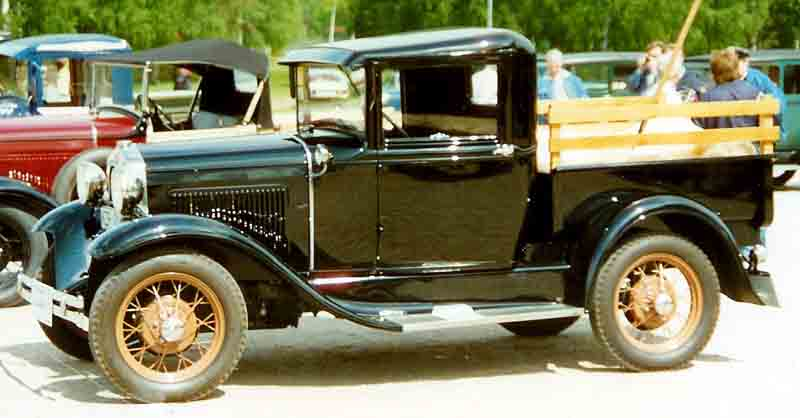 File 1930 Ford Model A Pickup Jpg Wikimedia Commons