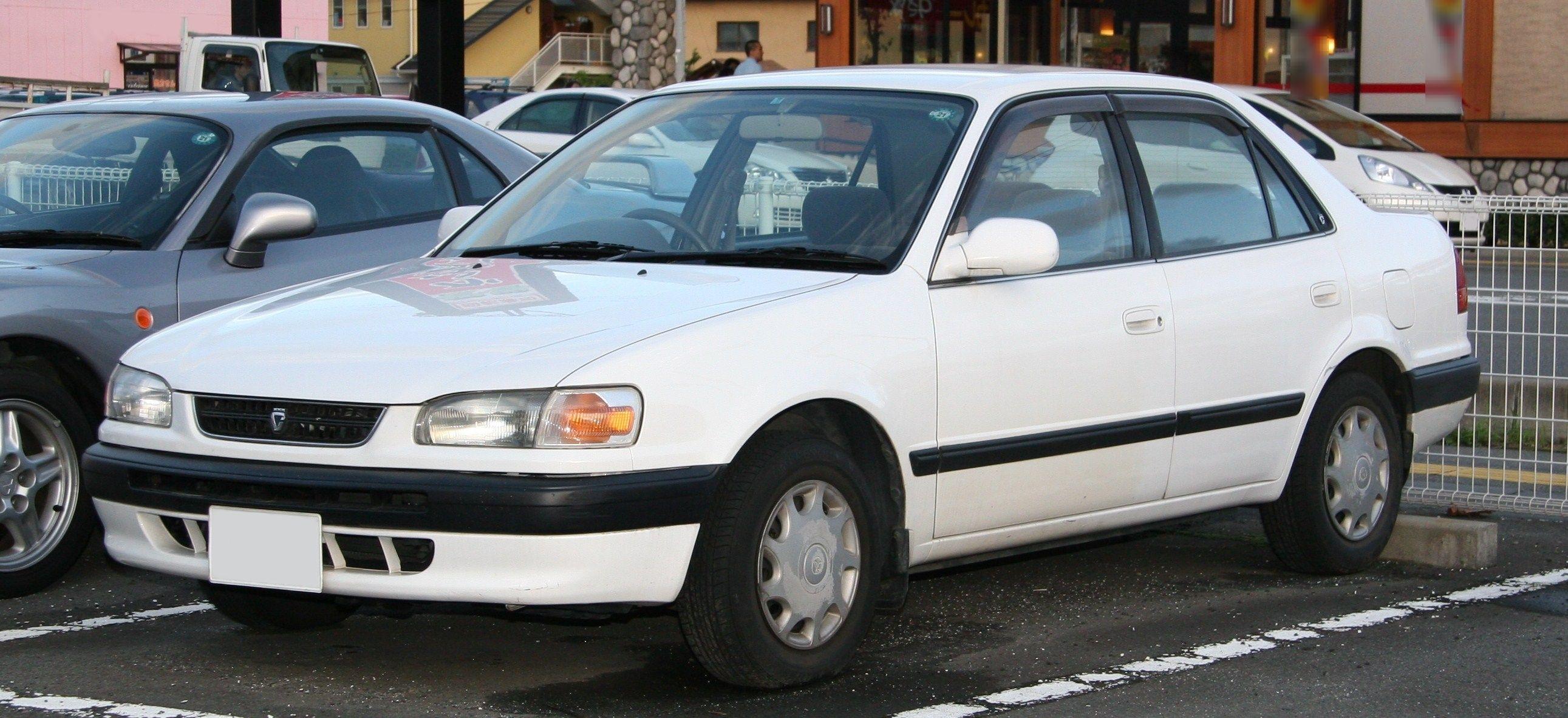 Тойота королла 1995 фото