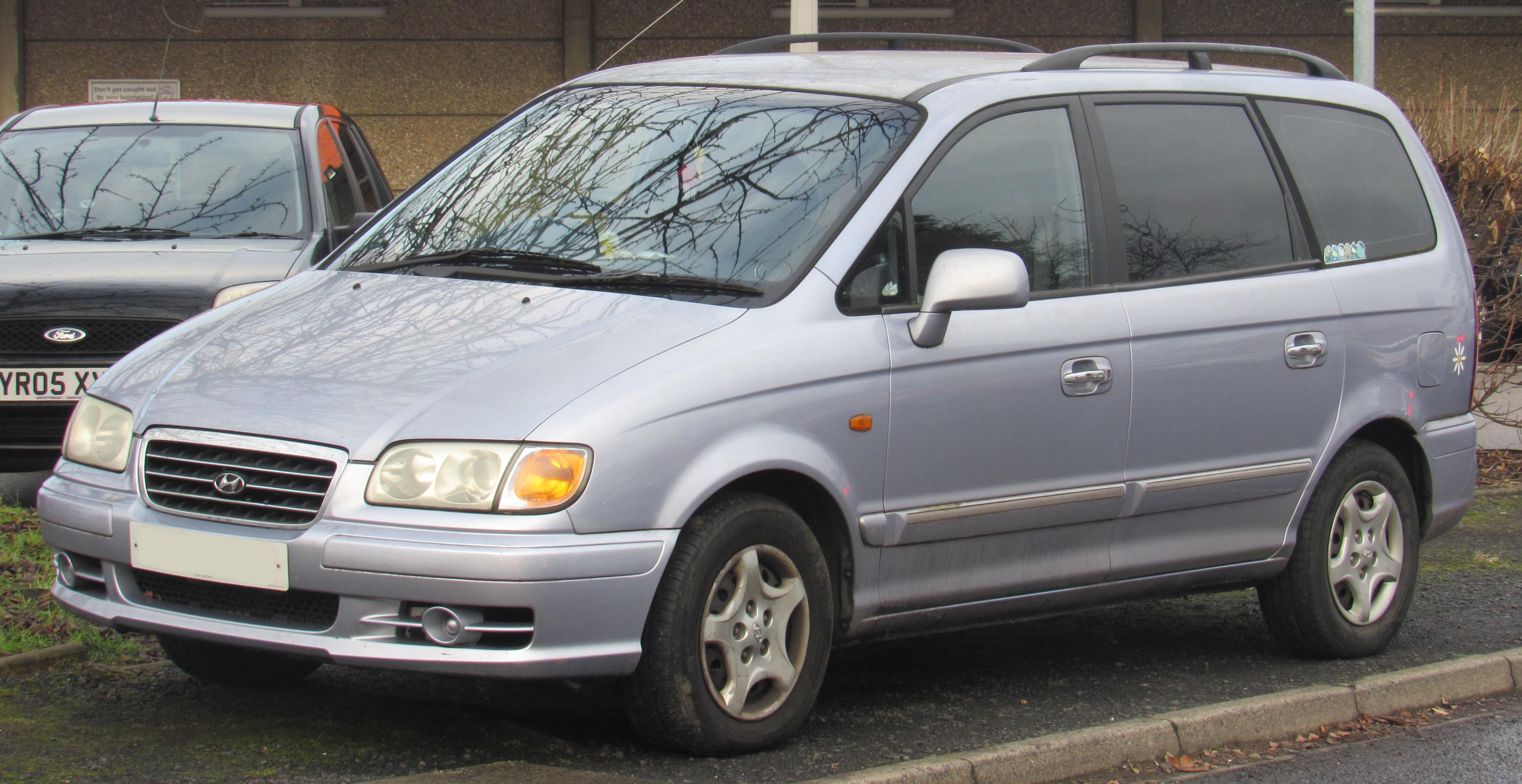 2003 Hyundai Sonata Engine 27 L V6