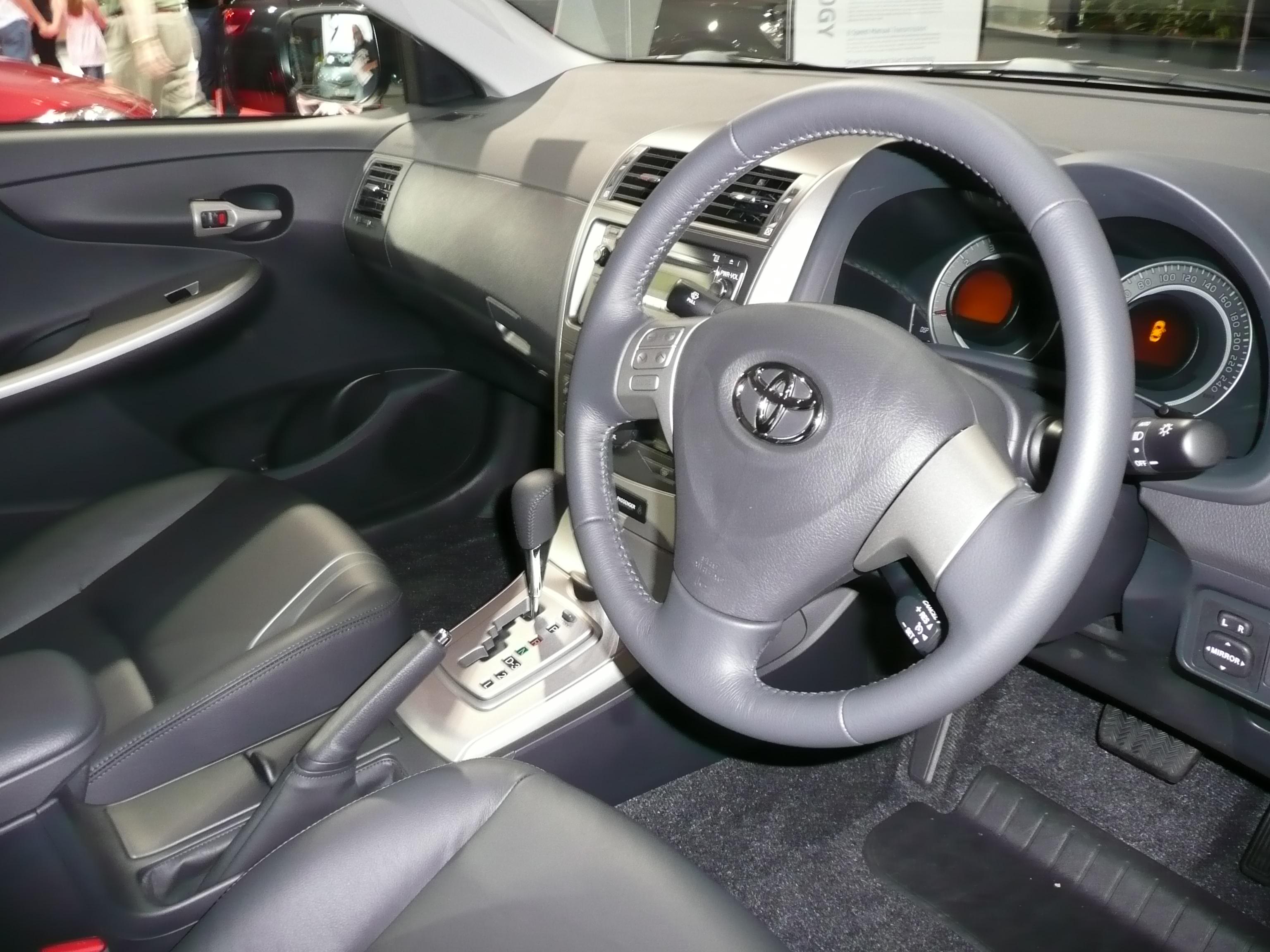 File 2007 Toyota Corolla Zre152r Ultima Sedan 03 Jpg