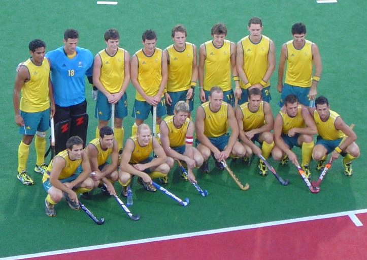 Australia men's national field hockey team - Wikipedia