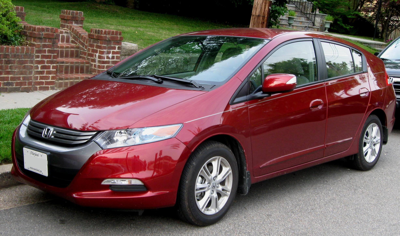 Expensive New Cars 2010 Honda Insight Ex Pics