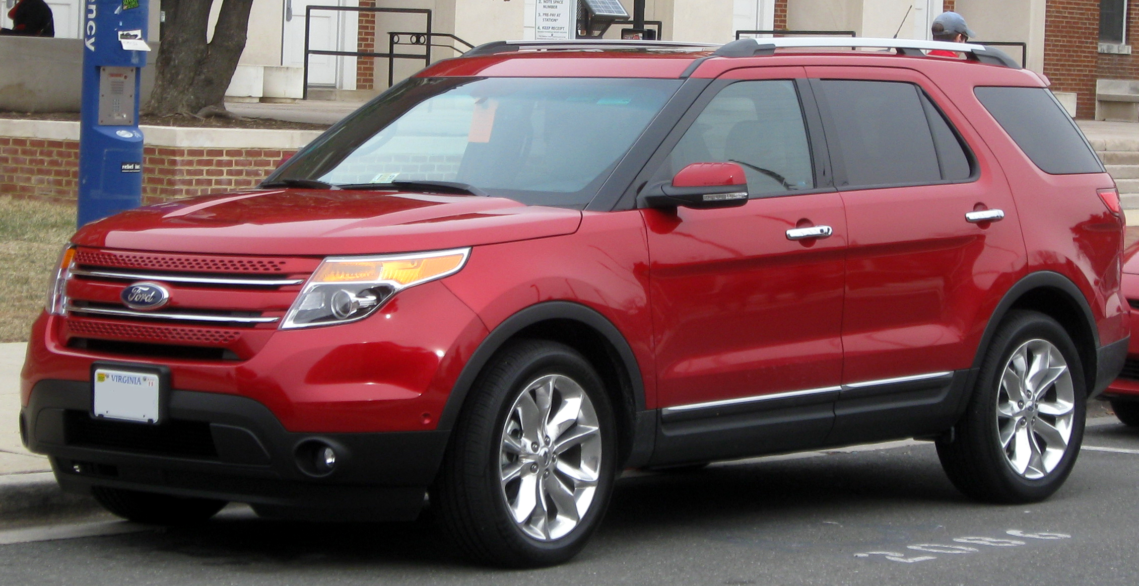 2011 Ford Explorer Limited >> Tiedosto 2011 Ford Explorer Limited 02 07 2011 Jpg