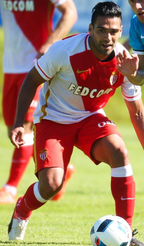 Terza Maglia AS Monaco Adama TRAORE