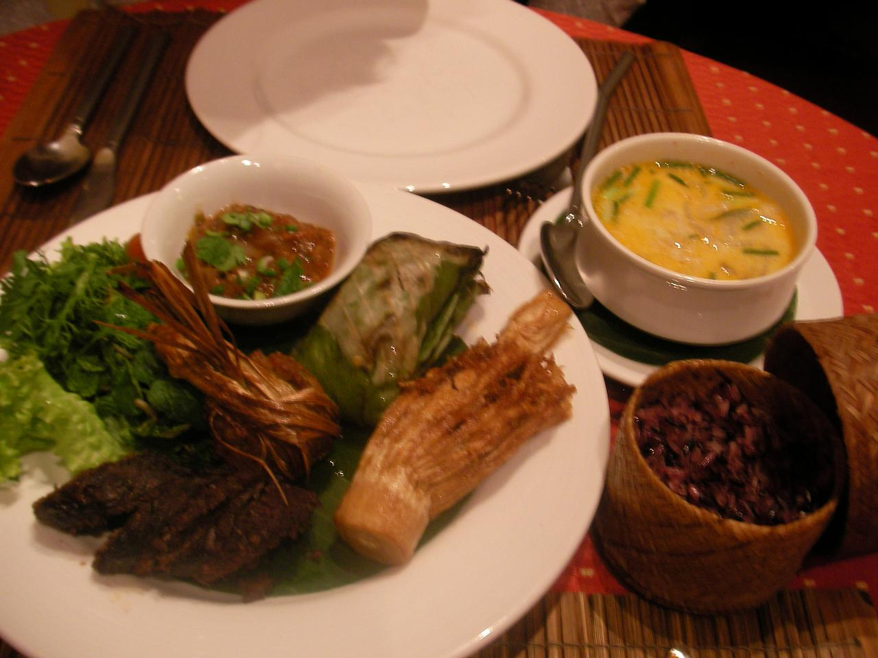 Lao cuisine wikipedia for Cuisine wikipedia
