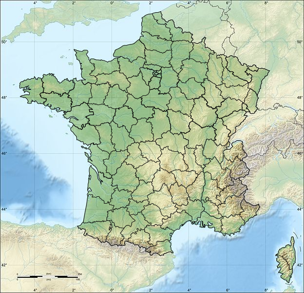 carte departements de france File:624x France loc carte Départements Reliefs.png   Wikimedia