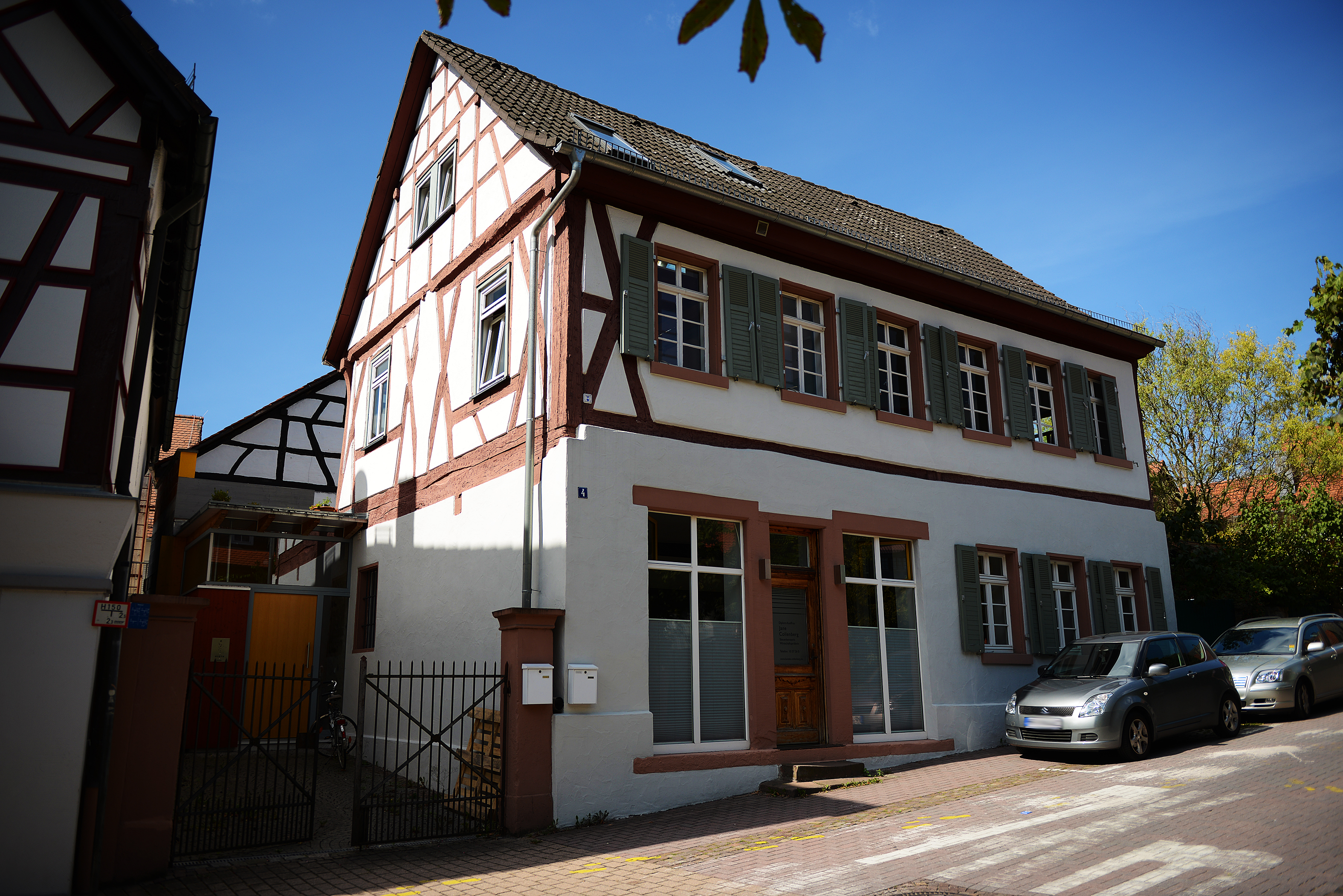 File 64625 Bensheim Auerbach Weidgasse Wikimedia