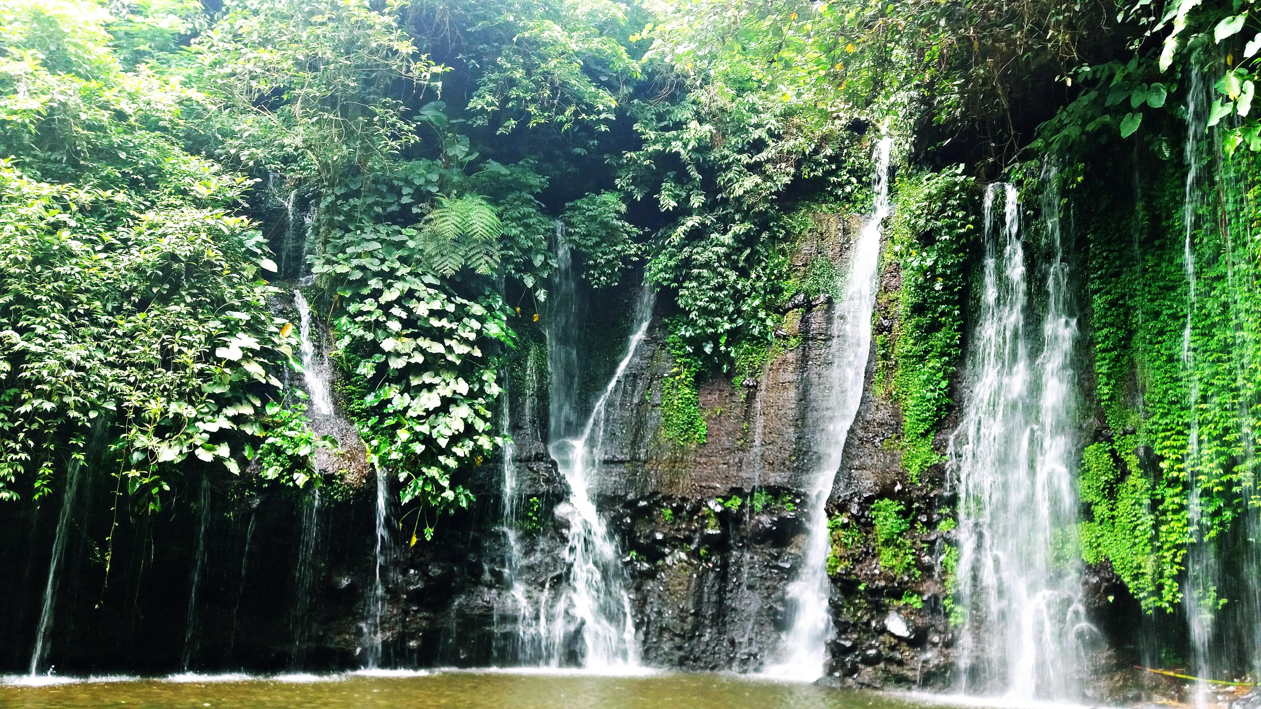 File:Air Terjun Curug Sibedil, Moga, Pemalang, Jawa Tengah