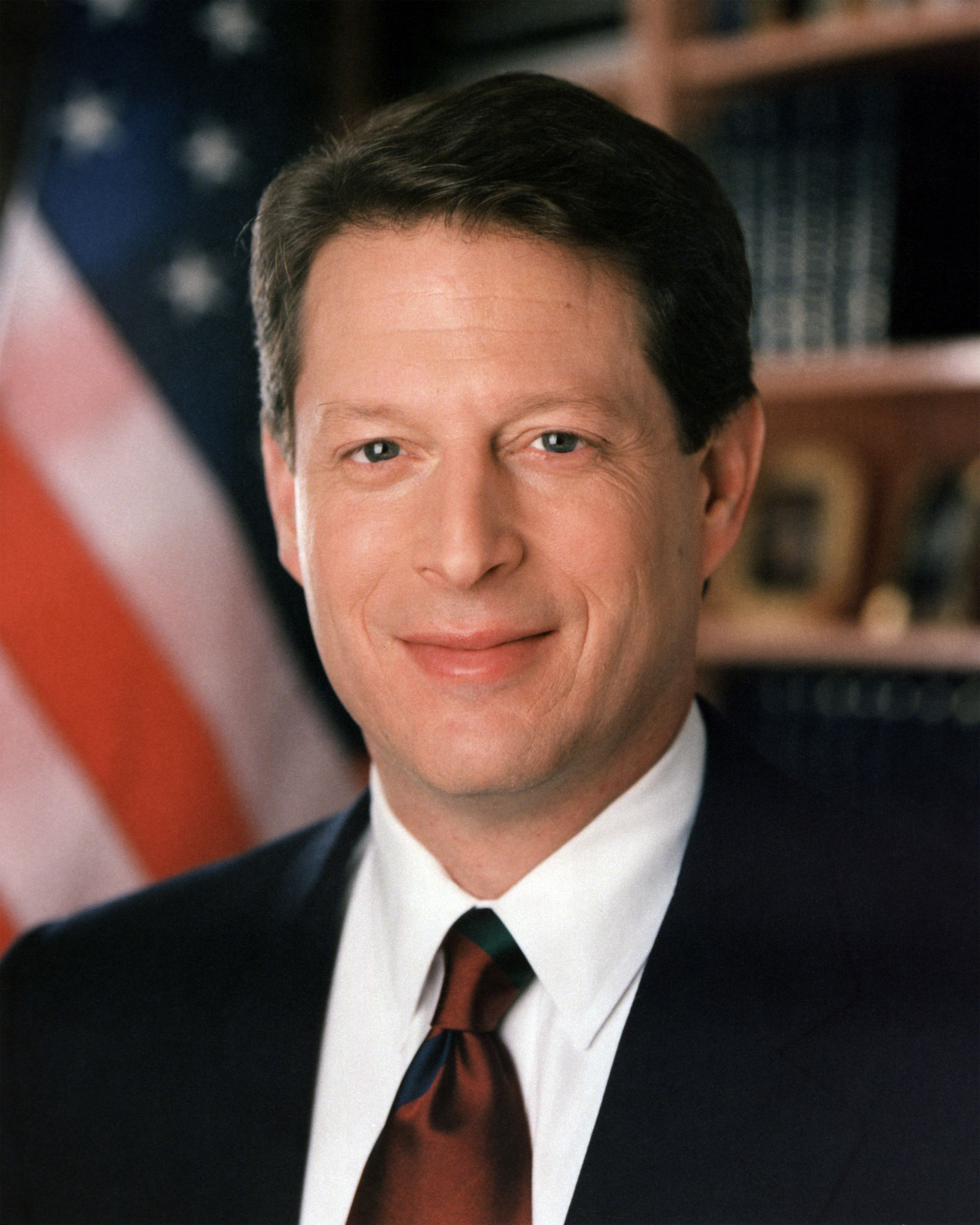 File:Al Gore, Vice President of the United States, official ...