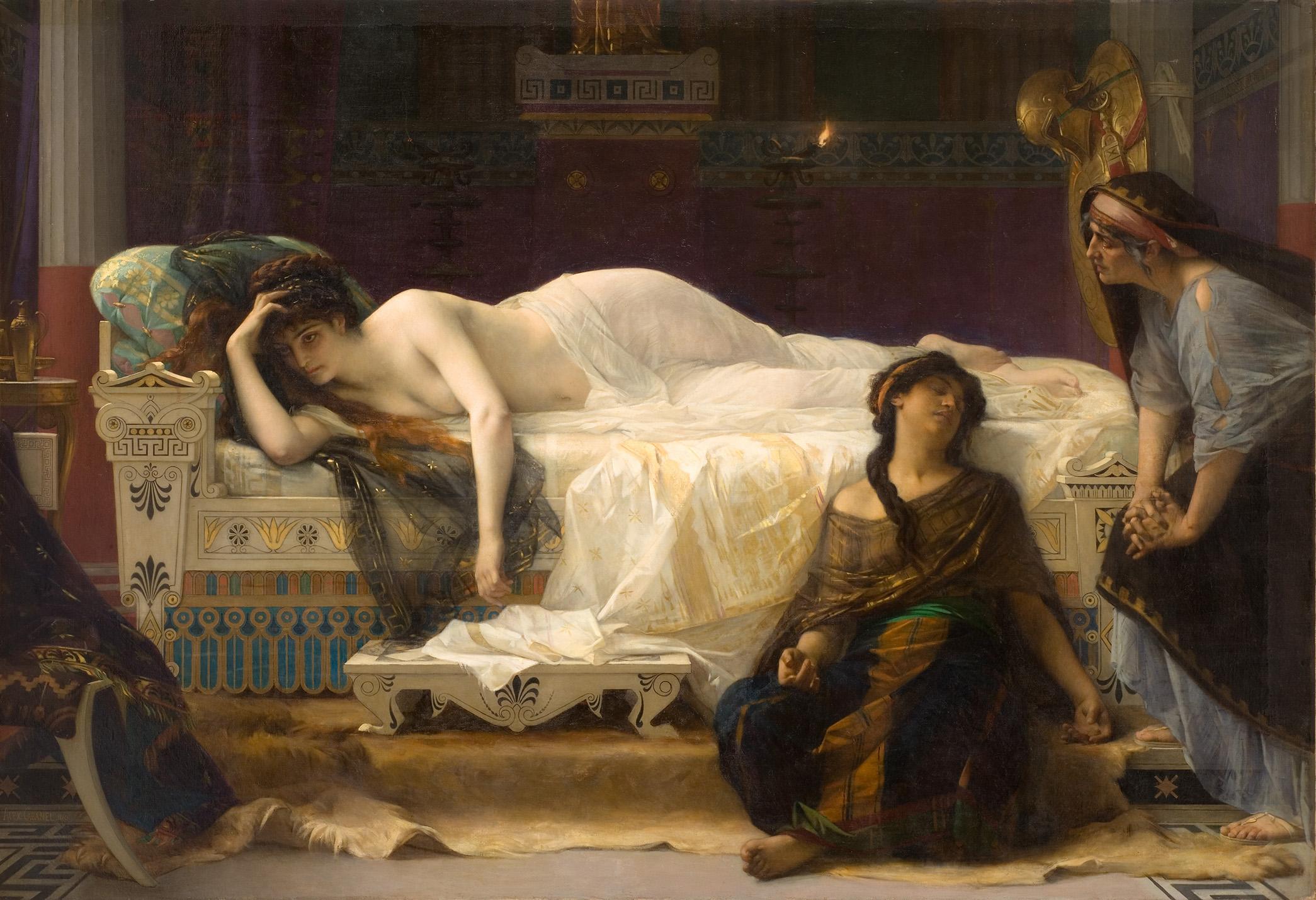 #11-J'ai partagé le lit de Phèdre.