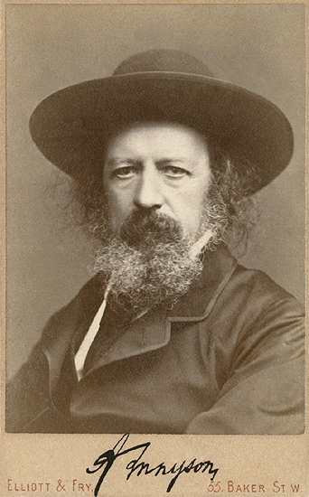 alfred lord tennyson early life