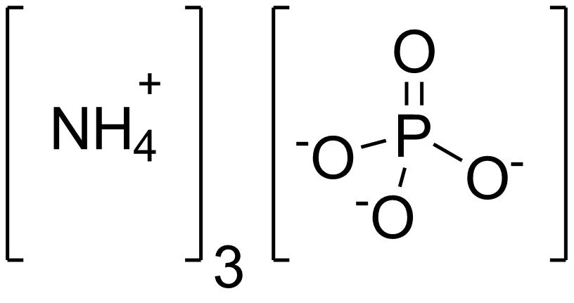 Ammonium Phosphate Wikipedia