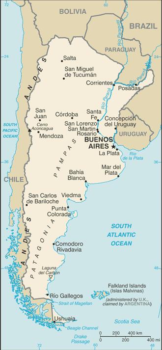 Argentinos en el bao 1