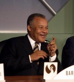 Owen Arthur Barbadian politician