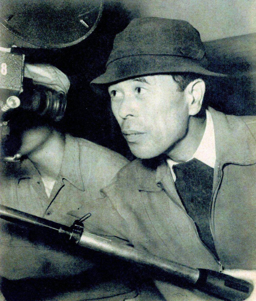 Nakai in 1952