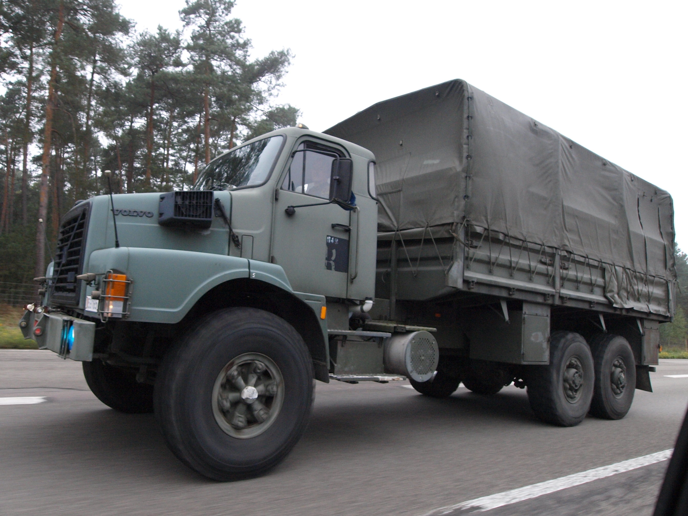 Armored Vehicles For Sale >> Volvo Military Vehicles | 2018 Volvo Reviews