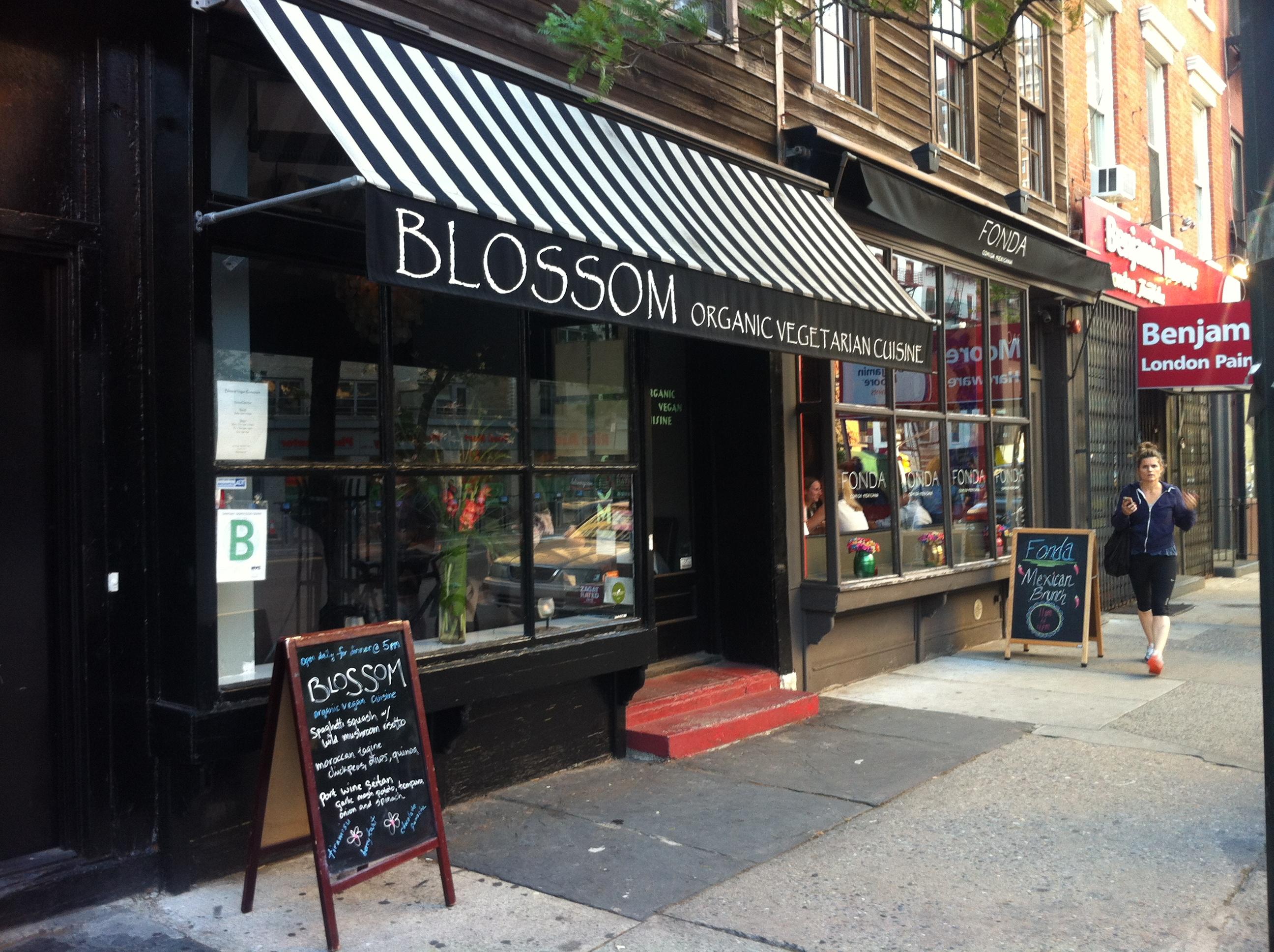 Blossom vegan restaurant, New York.jpg