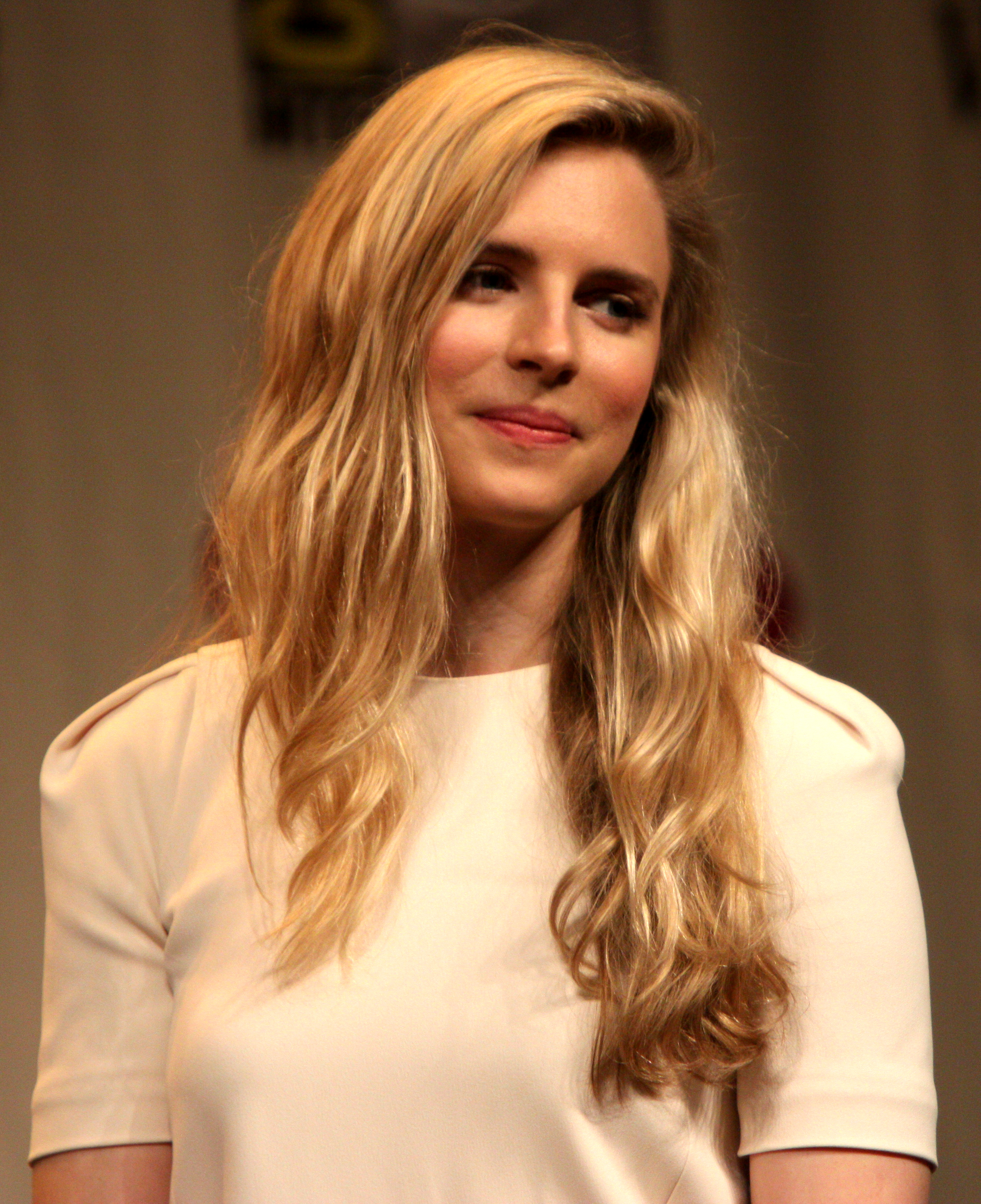 Watch Brit Marling video