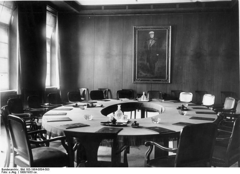 Kabinett Politik