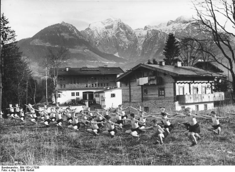 Bundesarchiv Bild 183-L17036, Kinderlandverschickung