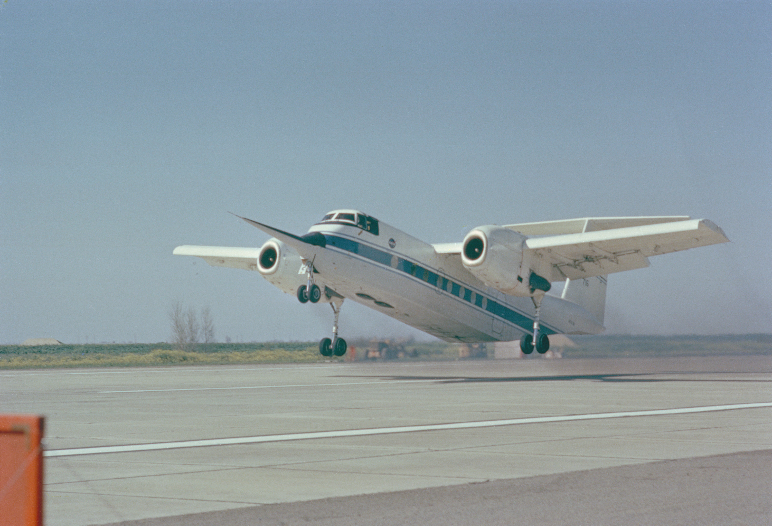 High Wing Jet Aircraft NASA (page 2) - Pics about space