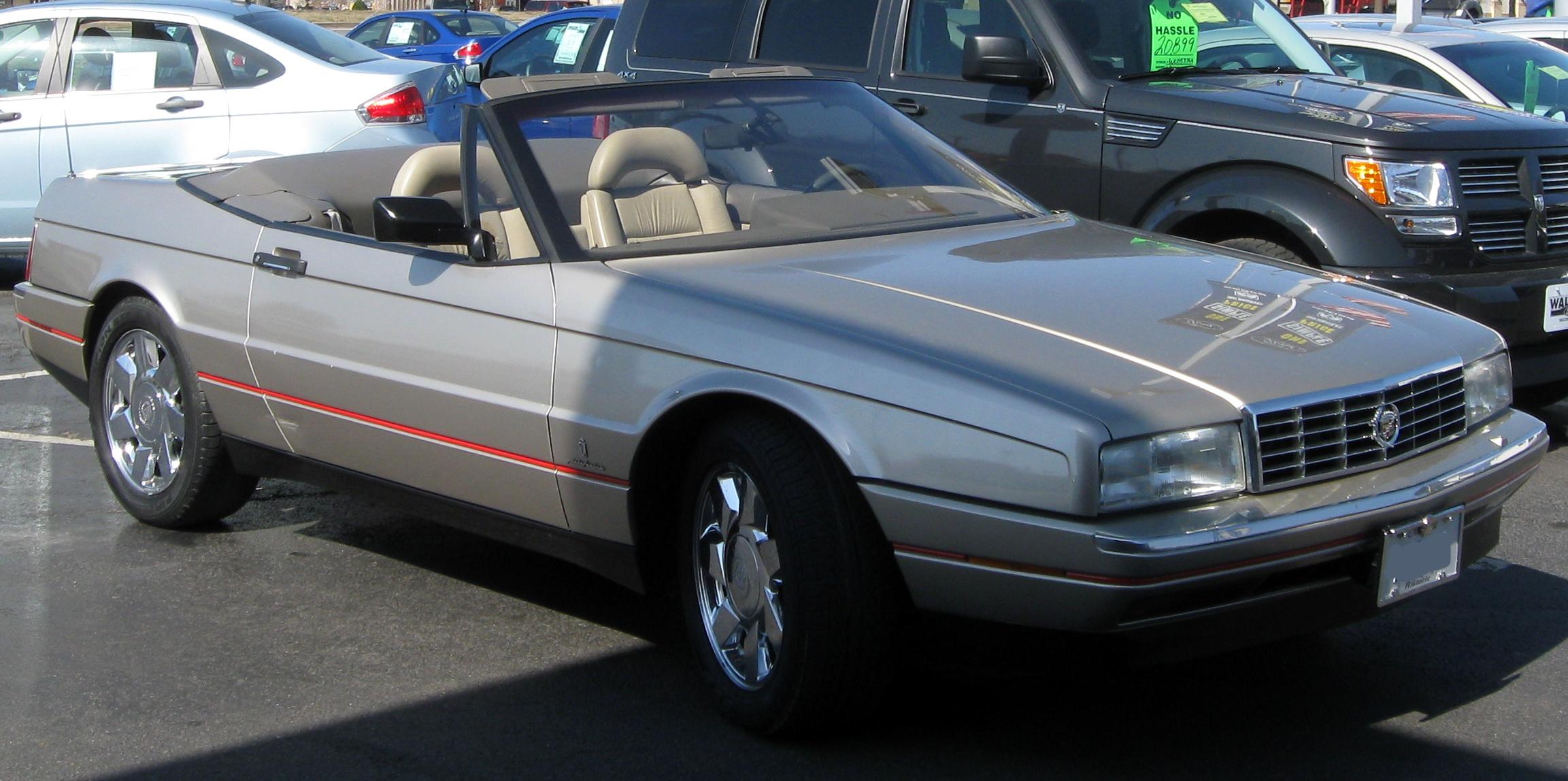File:Cadillac Allante -- 03-14-2012 2.JPG - Wikimedia Commons
