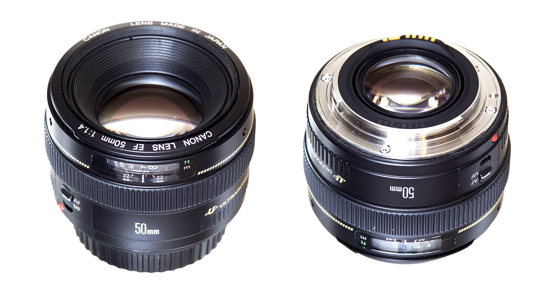 Canon EF 50mm lens - Wikipedia