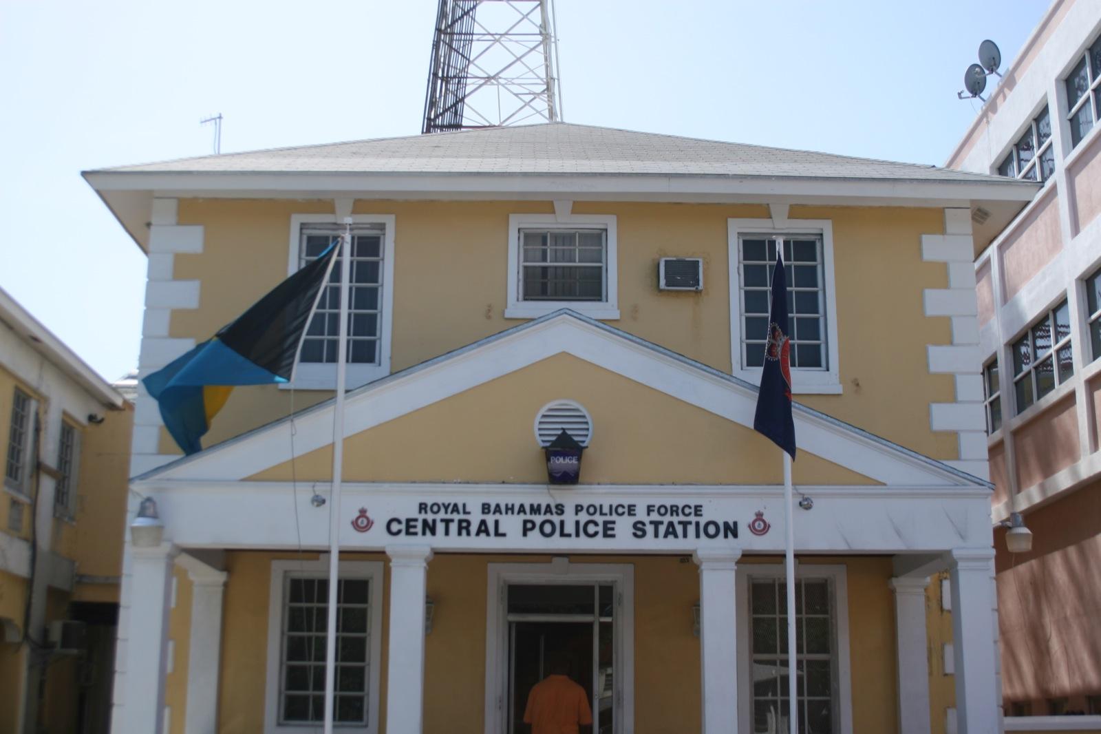 Police Station By Dog Park Franklin Indiana