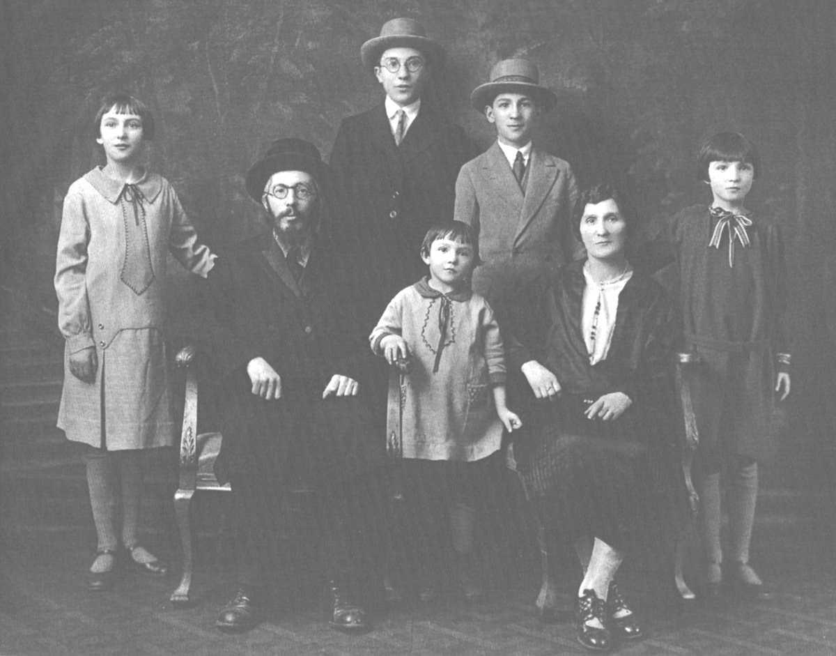 Rapoport Bick Rabbinic Dynasty Wikipedia
