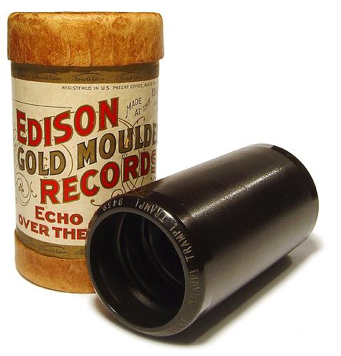 Edison cylinder