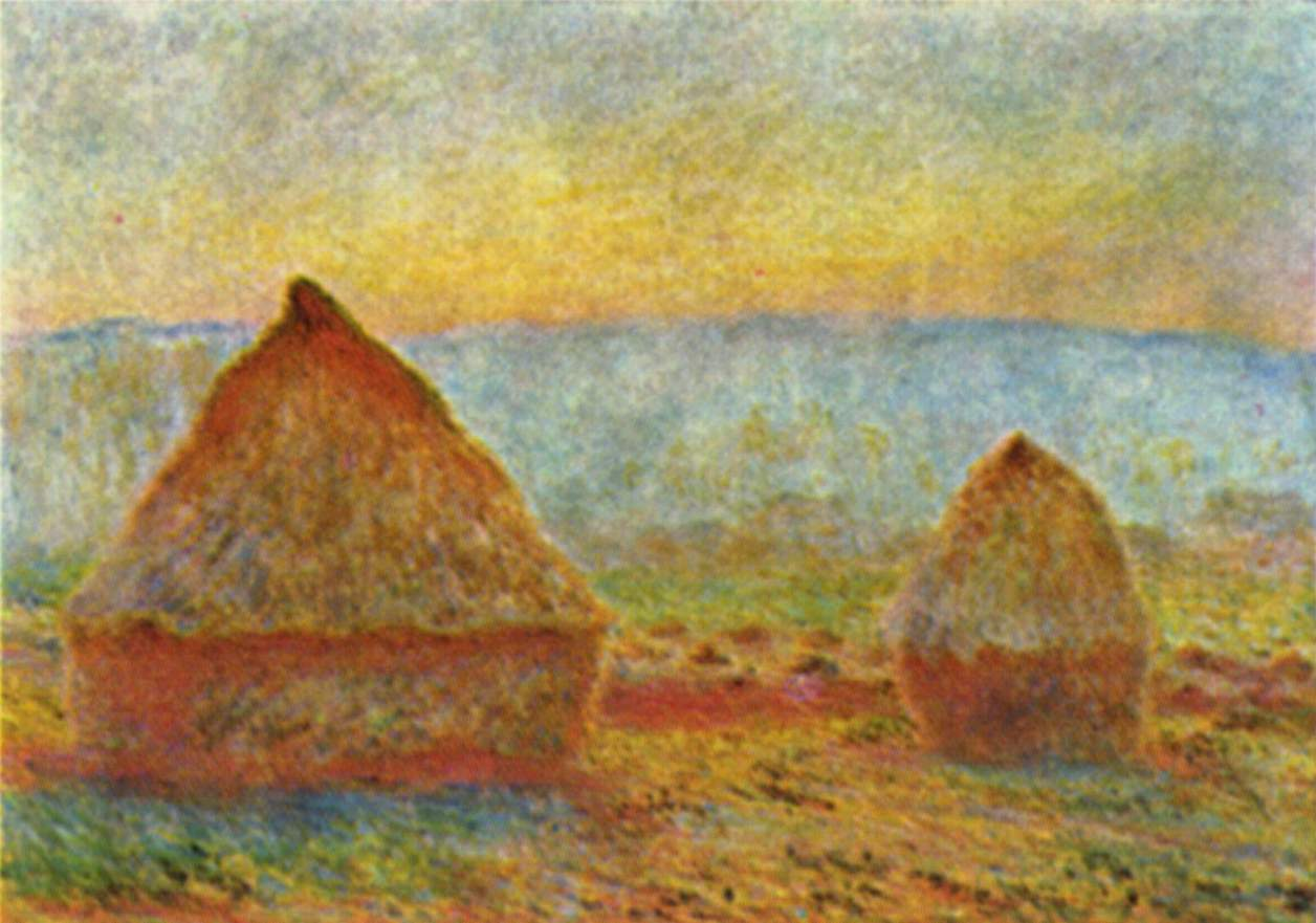 Monet For A Day Paul Beranek