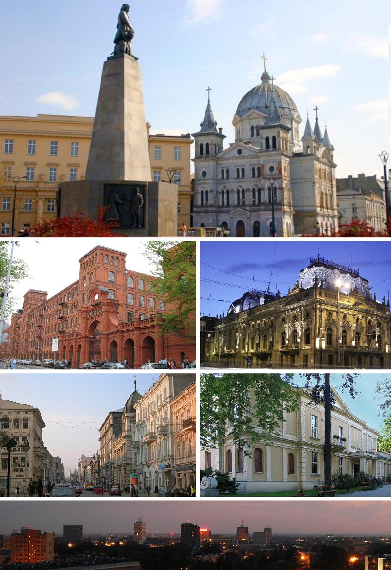 kantory Łódź