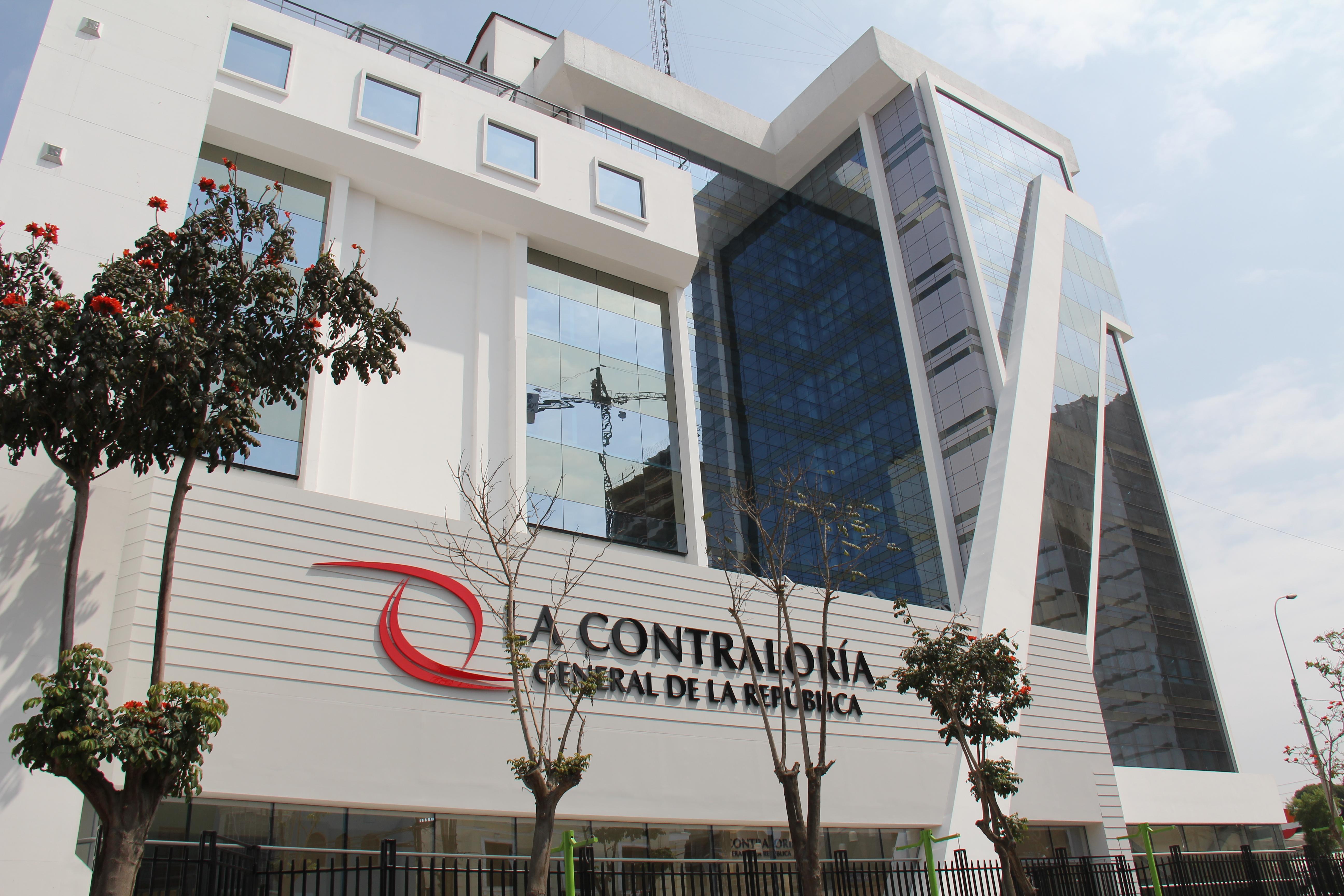 Contraloría General De La República Del Perú Wikipedia La